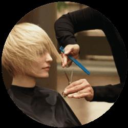 Hair Salon - Hair cut