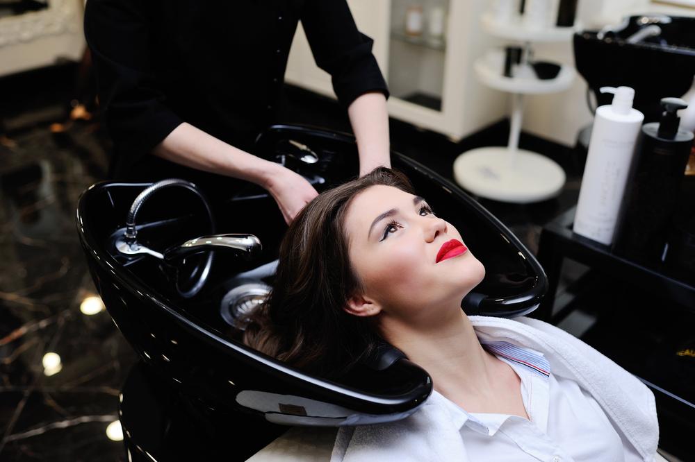 beauty salon SLC